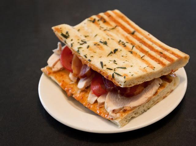 Free Agent Espresso Bar's Sandwich