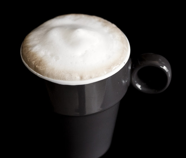 A coffee drink