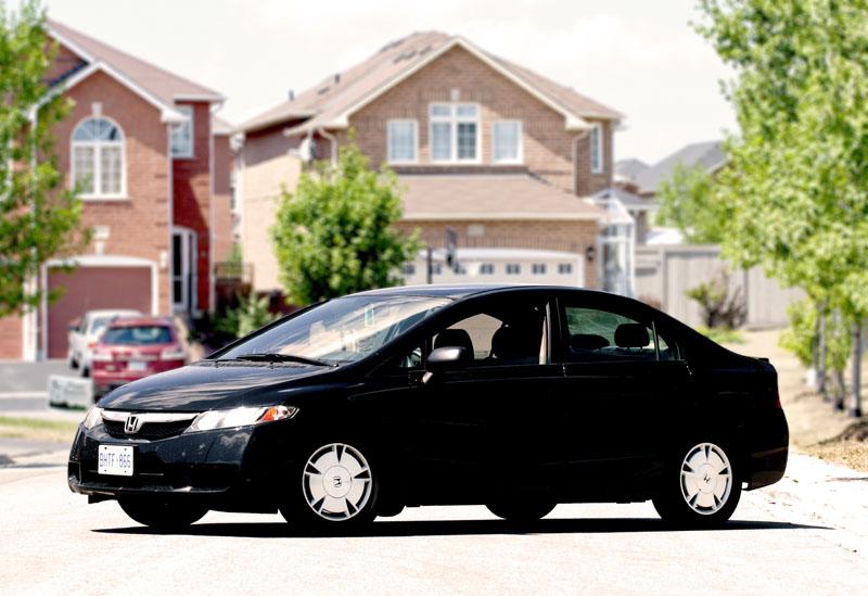 2009 Honda Civic DX-G in Canada