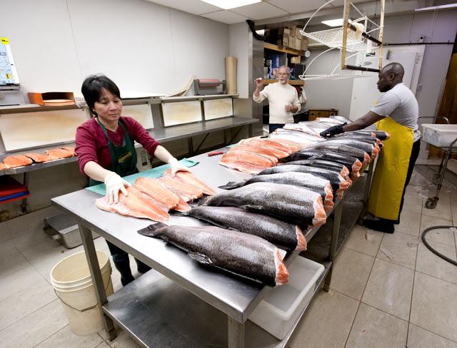 Kristapsons Salmon Line