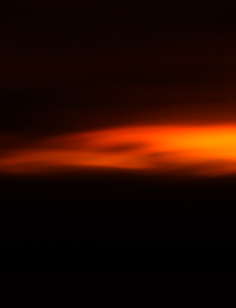 An abstract sky