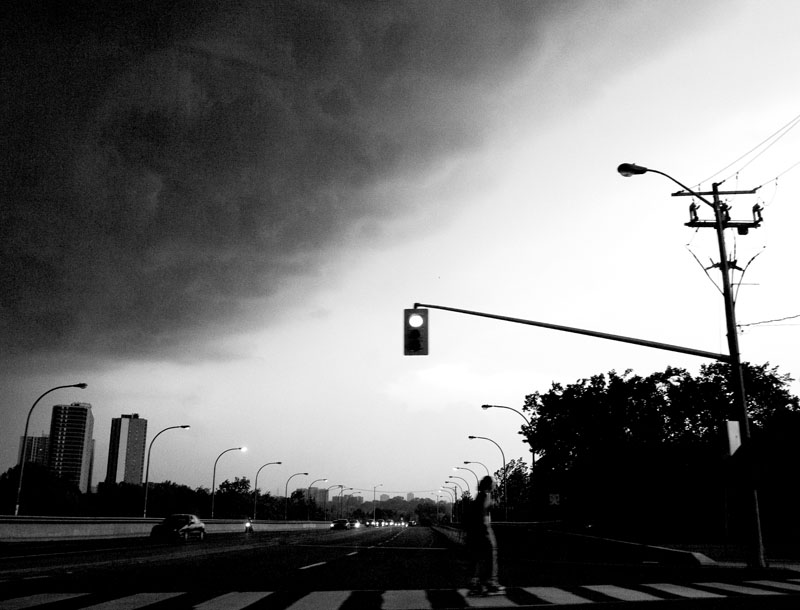 Storm Over Eglinton