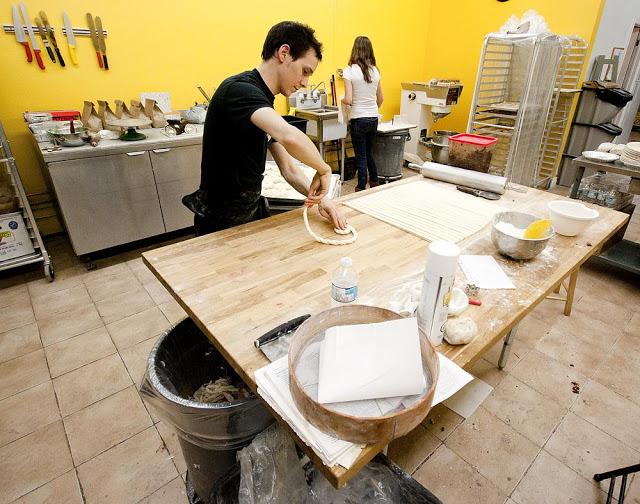 Celena's Bakery in Toronto's danforth area