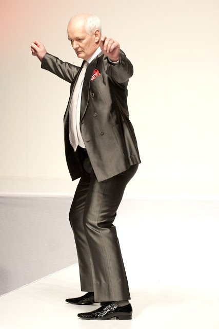 Colin Mochrie at the 2011 Hear and Stroke Runway for Fashion Week in Toronto