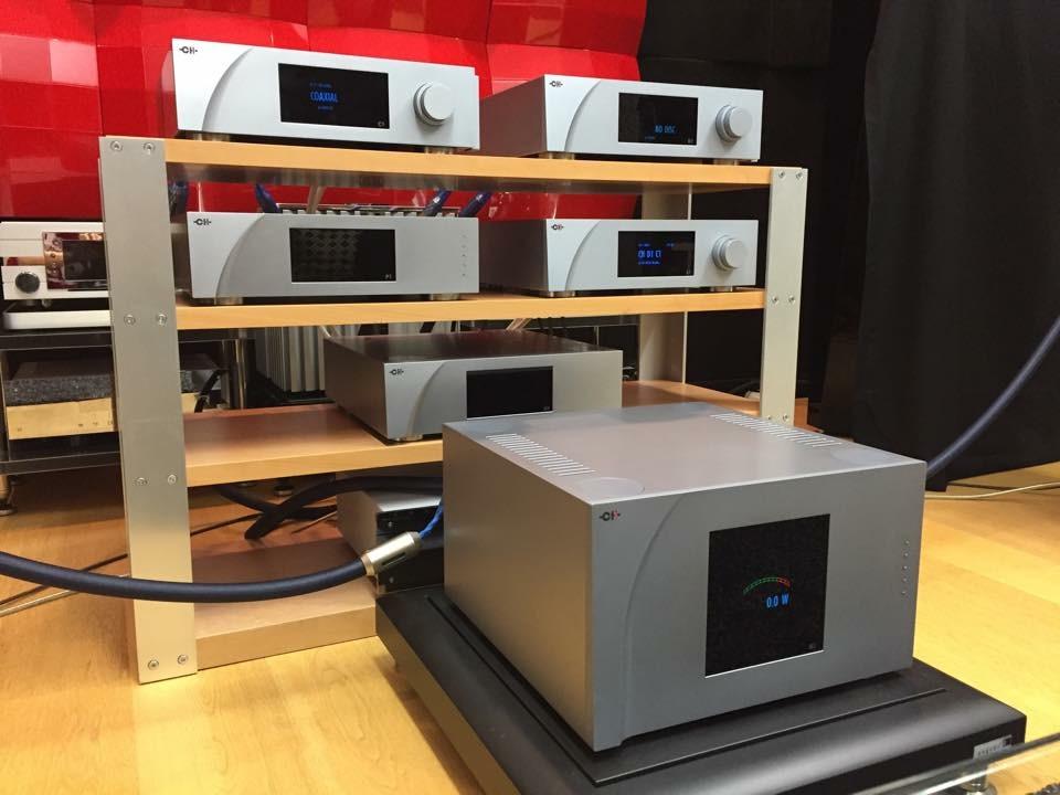 CH Precision in Element Acoustics, Vancouver