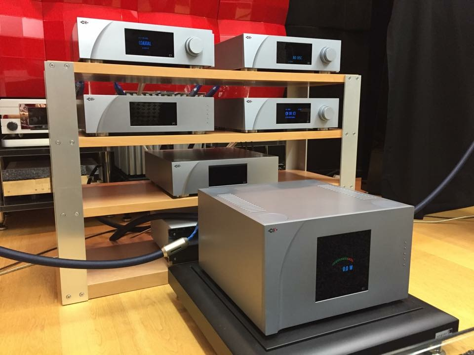 CH Precision at Element Acoustics, Vancouver