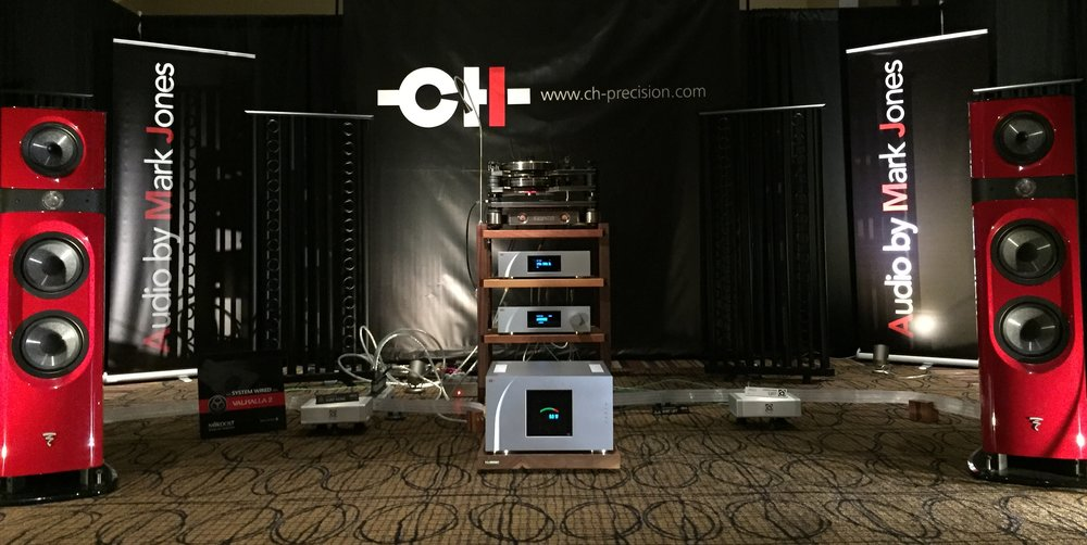 CH Precision at Taves 2017