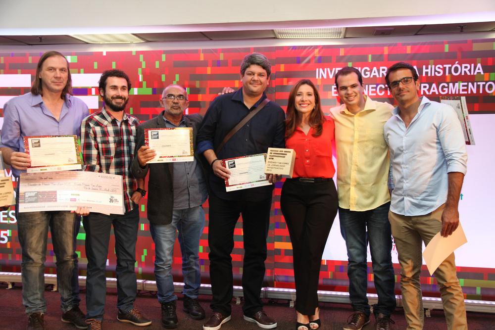 Prêmio Tim Lopes de Jornalismo Investigativo 2015