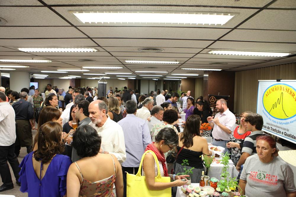 Feira do Prêmio Maravilhas Gastronômicas do Estado do Rio de Janeiro, na FIRJAN em 2014