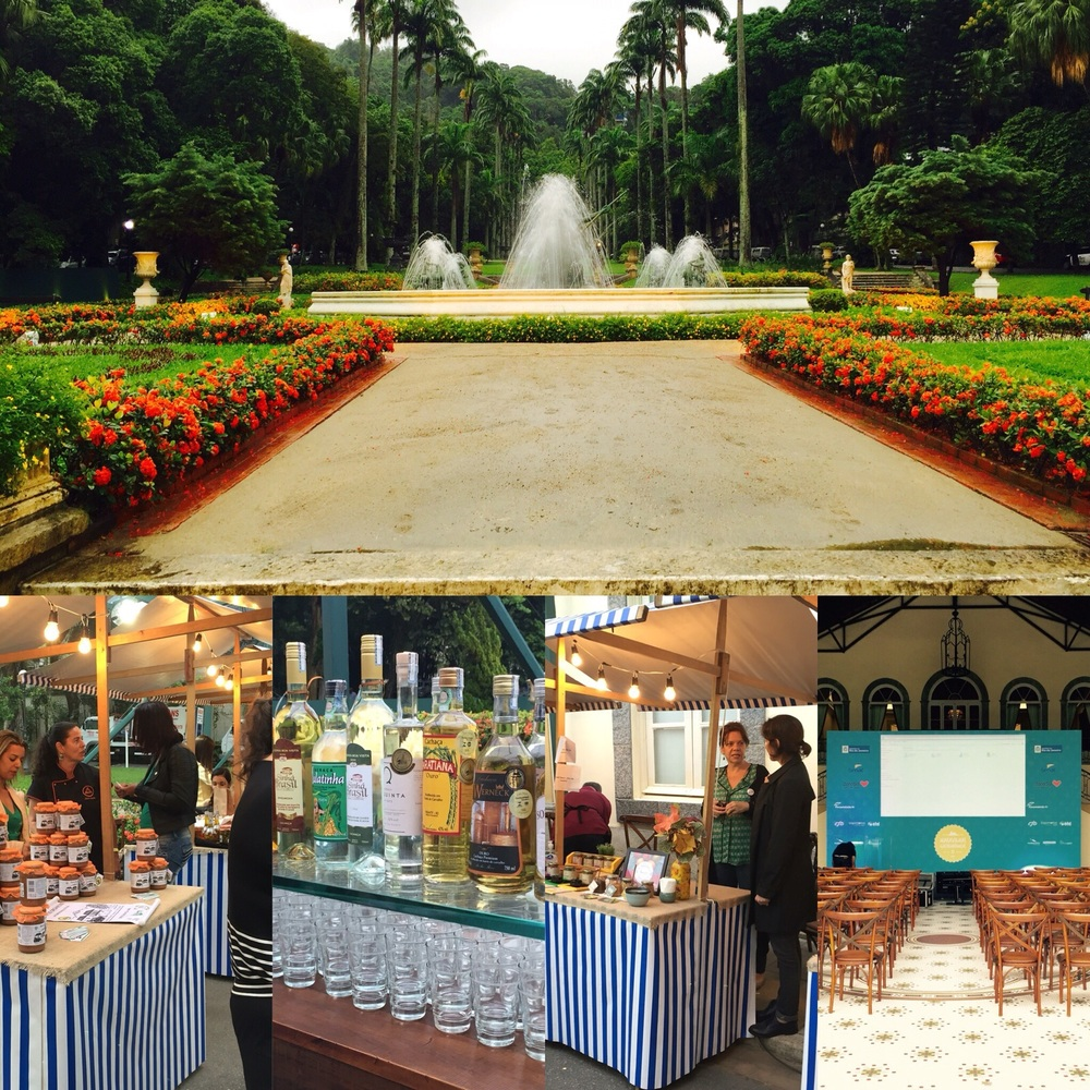 Maravilhas Gastronômicas do Rio de Janeiro 2015 - Feira de Produtores e Cerimônia de Premiação -Palácio Guanabara