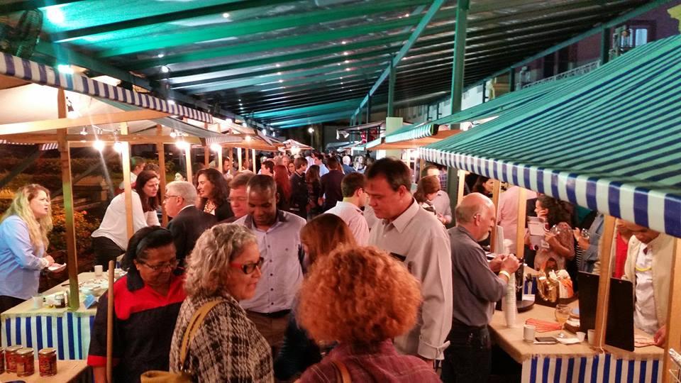 Feira do Prêmio Maravilhas Gastronômicas do Estado do Rio de Janeiro, PALÁCIO GUANABARA em 2015