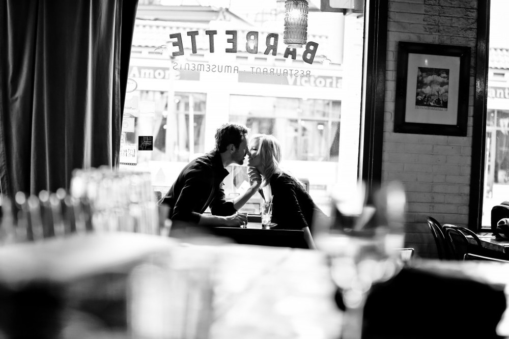 Barbette Engagement Photography