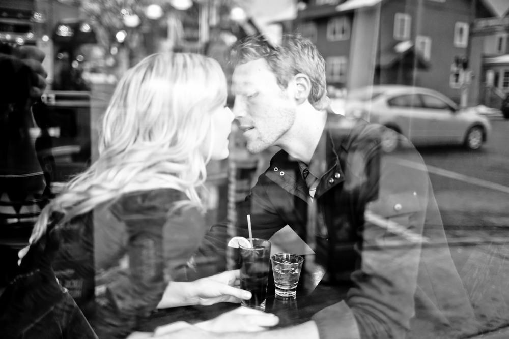 Barbette Uptown Minneapolis Engagement Photographer