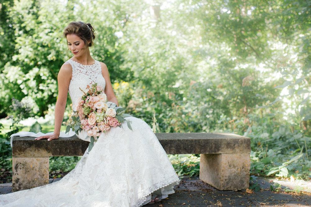 Beautiful St. Paul Bride