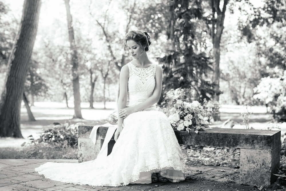 Romantic St. Paul Wedding