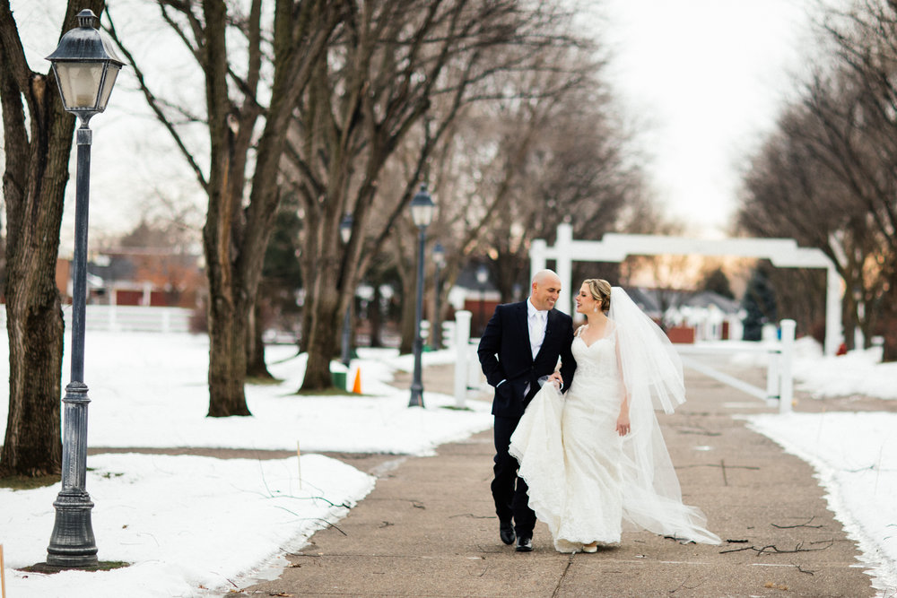 Minnesota Winter Wedding Photography
