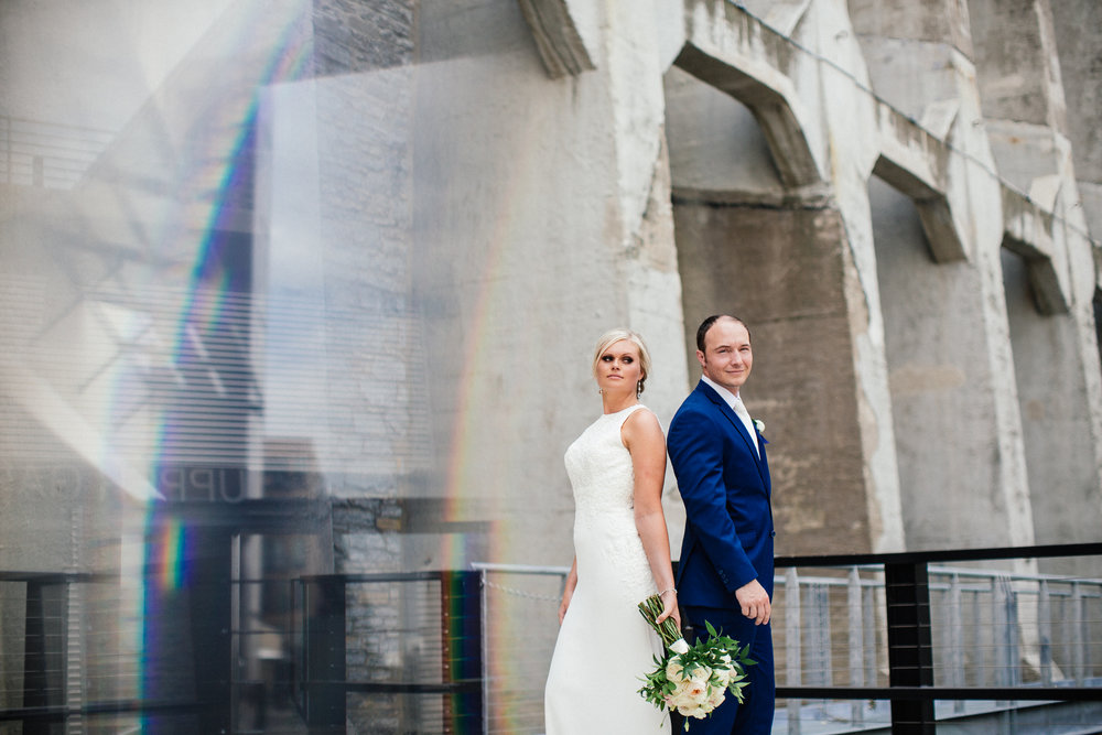 Northeast Minneapolis Wedding Photographer