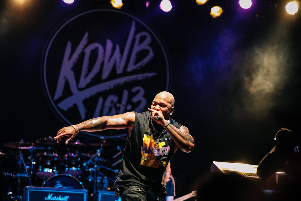 Flo Rida KDWB Star Party Minnesota 2017 Photographer