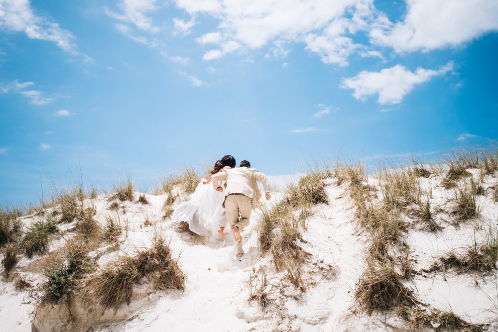 Clearwater Beach Elopement Photographer