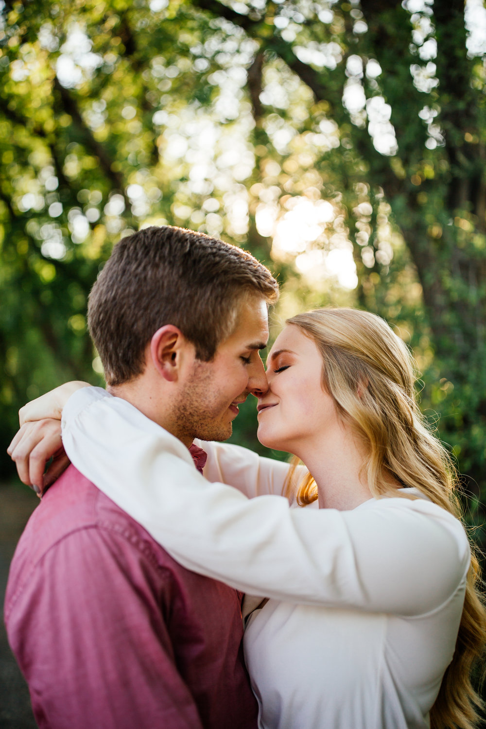 Romantic Engagement Photos Twin Cities Minneapolis
