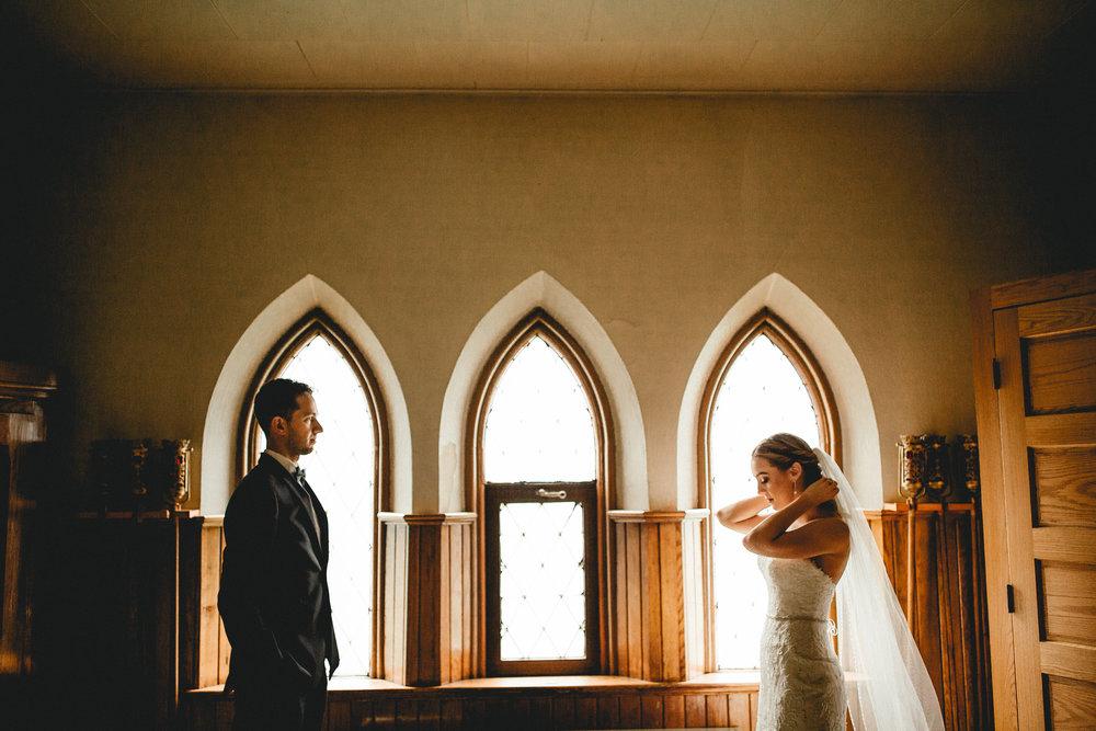 Traditional Minneapolis Church Wedding Videographer