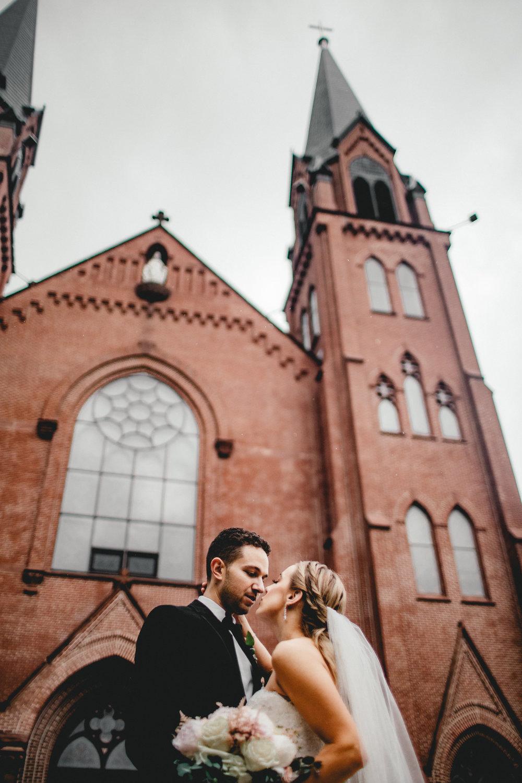 Urban City Wedding Minneapolis Photos