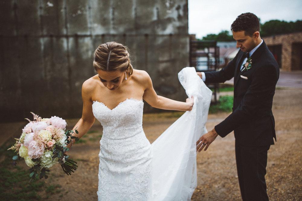 Moody Bridal Portrait Minneapolis Wedding Photographer