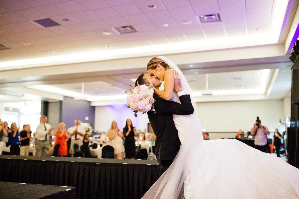 First Dance Minneapolis Wedding Videographer
