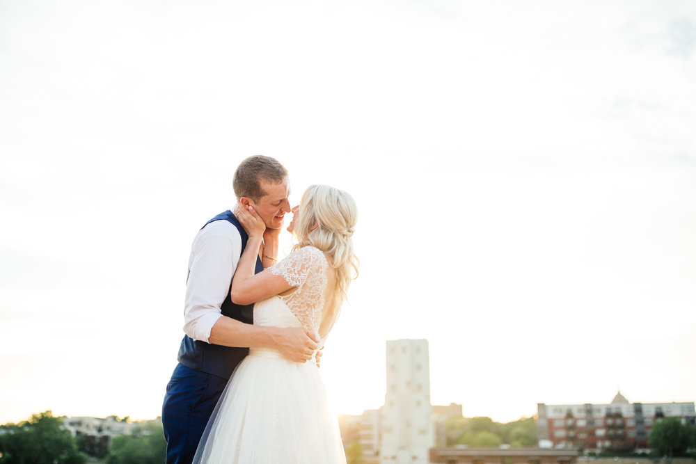 Harriet Island Pavilion Wedding Photographer
