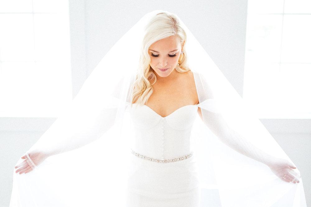 The Hutton House Bride