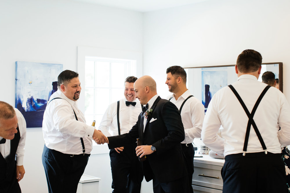 The Hutton House Grooms Suite