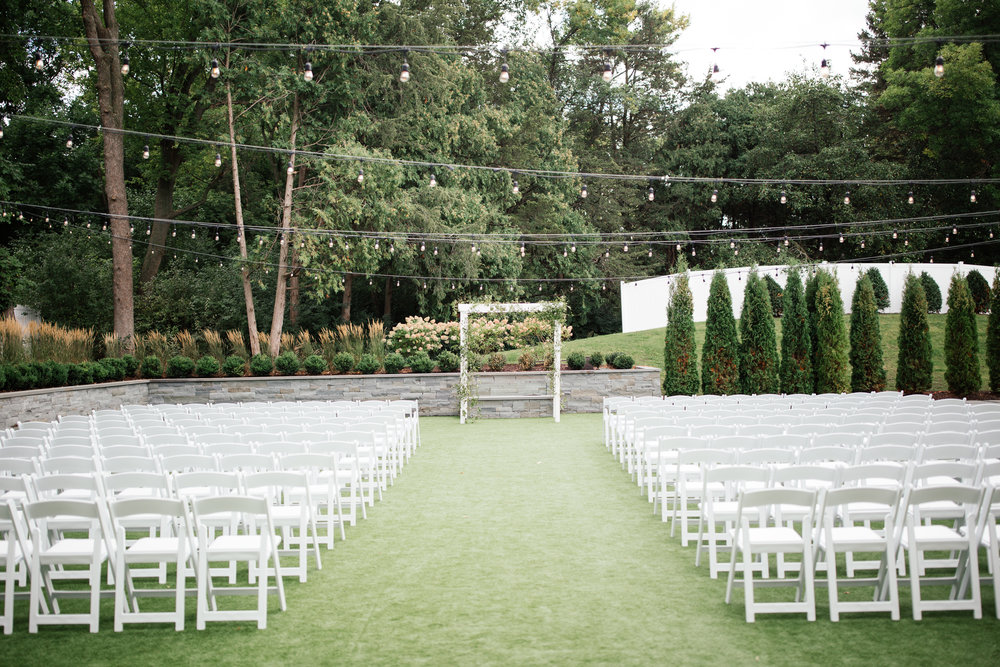 Hutton House Wedding Reception Inspiration