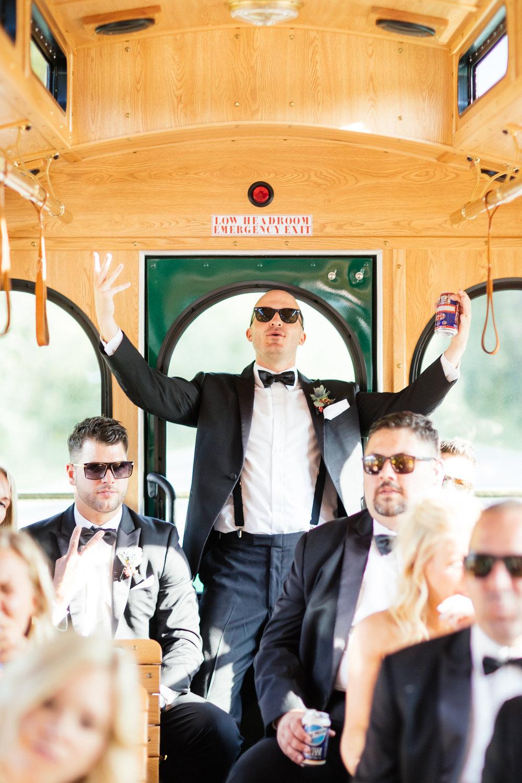 Wedding Shuttle Minneapolis