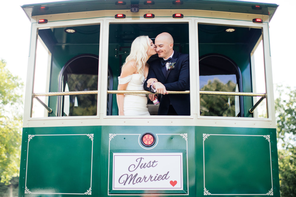 Wedding Party Bus Minneapolis
