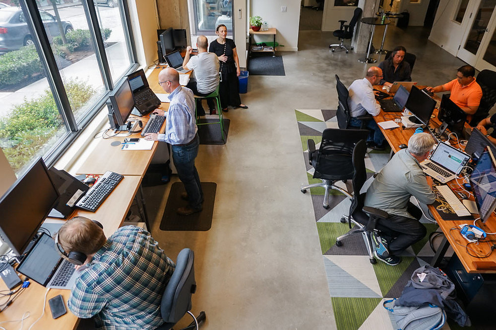 Corporate Headshots Seattle
