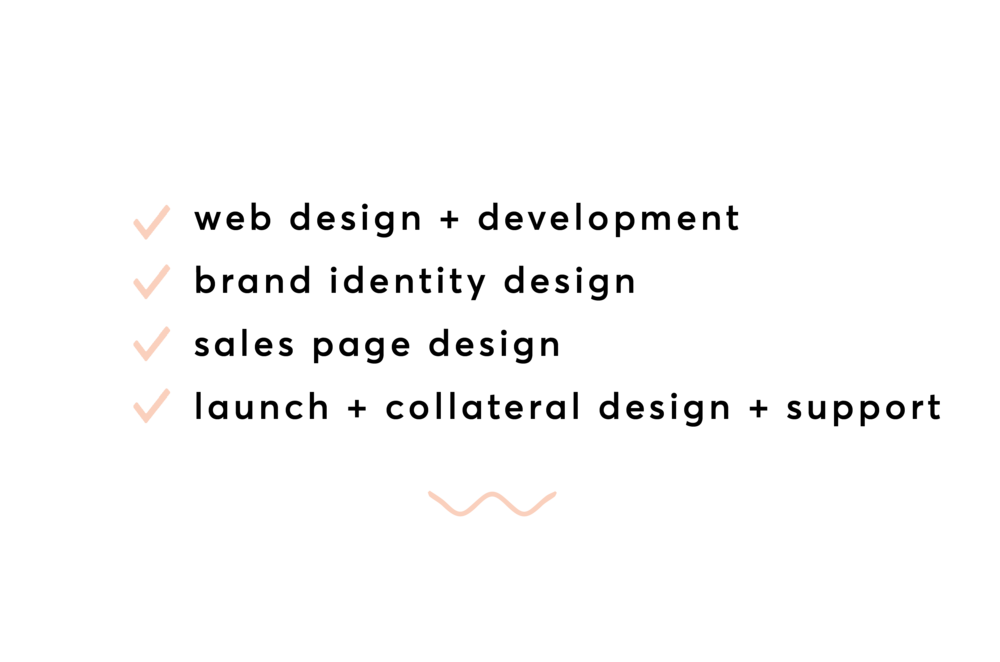 creative virtual assistant squarespace design brand design branding launch design pdf design