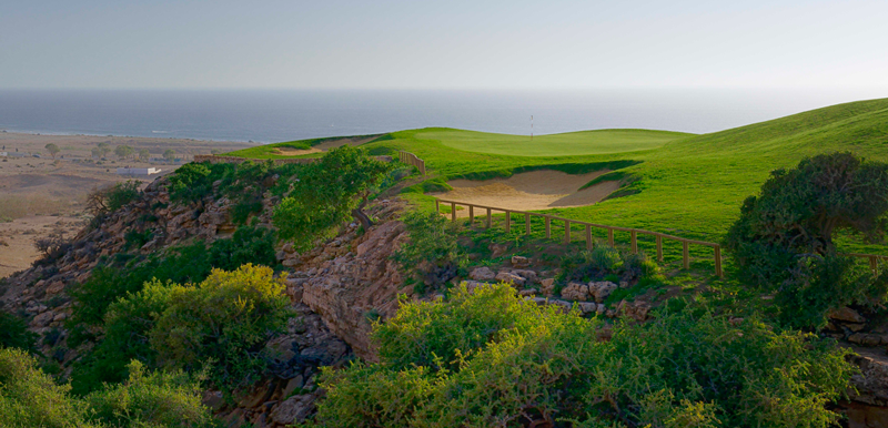 Tezegout Golf, Taghazout Bay, Agadir, Morocco