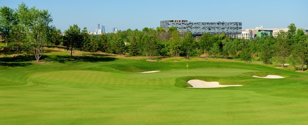 Skolkovo Golf Club, Moscow
