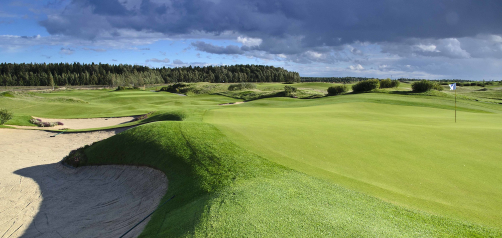 """I'm struggling to think of a course we've been involved with that was in such good condition on the day it opened…you've made what we'd like to think is a more than good course look even better so thank you for that.""      Jeremy Slessor, Managing Director, European Golf Design"