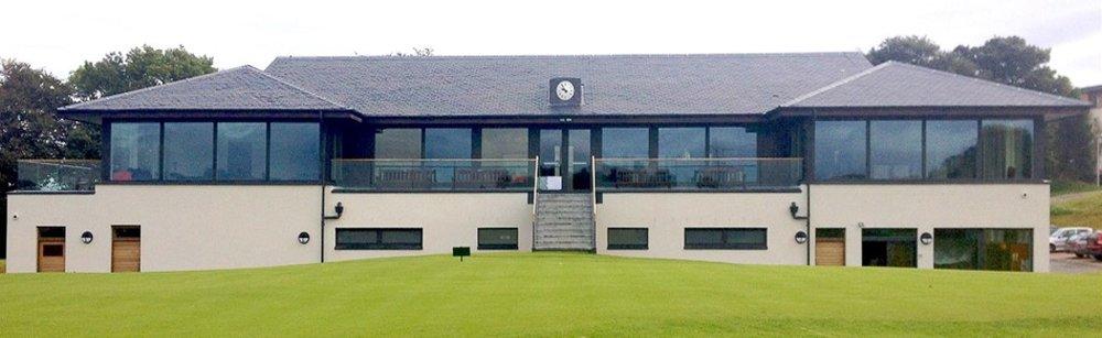 Babberton GC Clubhouse