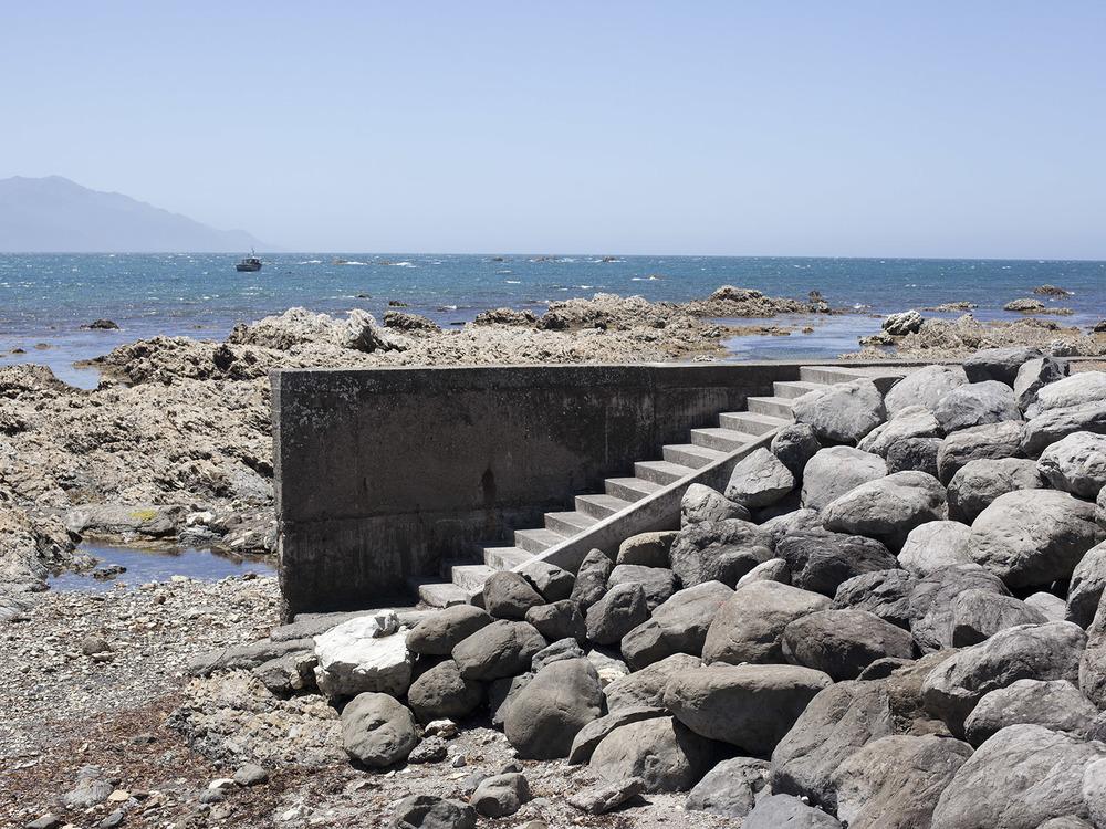 Image #1 - Concrete Stair, Kaikoura