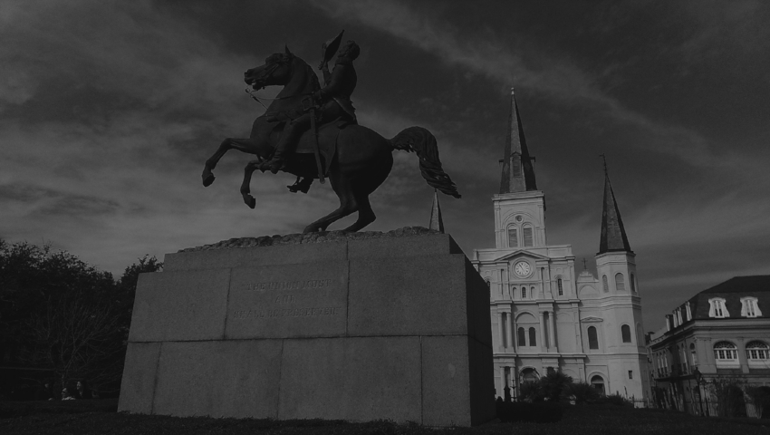 St. Louis Cathedral and document managment.