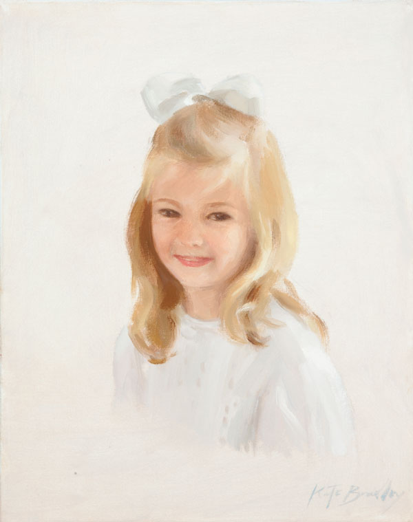Jennings, Age 4, Oil