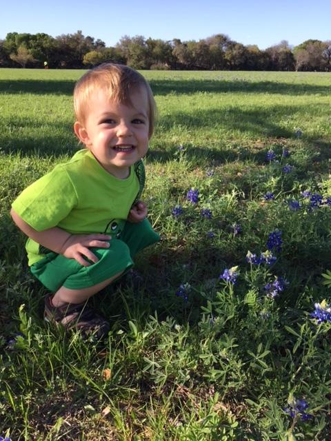 Atticus, Age 2