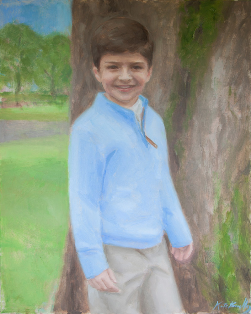 Charlie Harris, Age 8, Memphis, TN