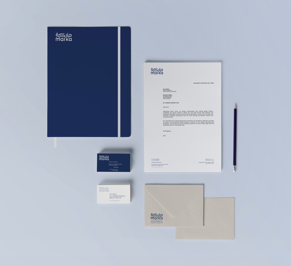 Marka | Brand Identity</br></br> —