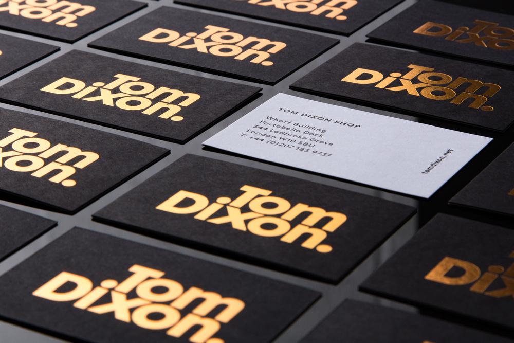 Tom Dixon bags - Design & Practice
