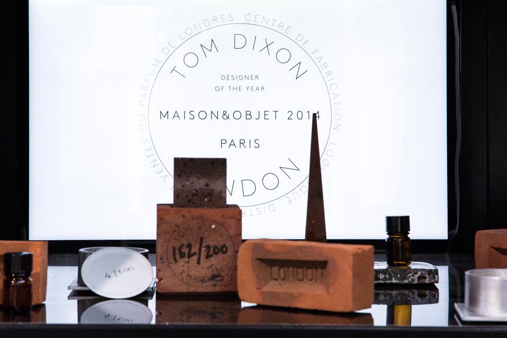 Tom Dixon Maison et Objet - Design & Practice