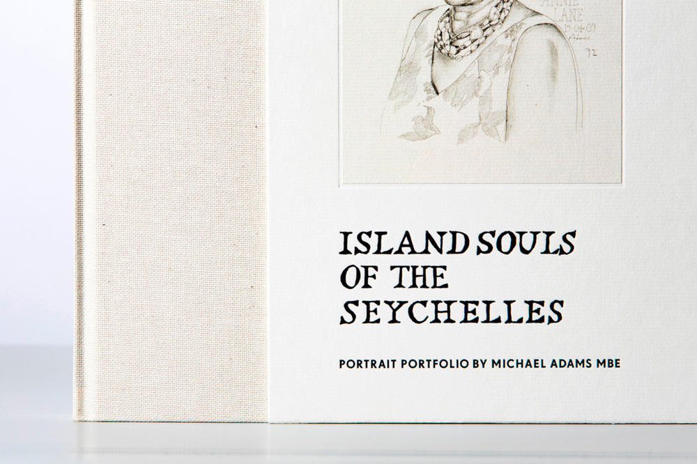 Island Souls of the Seychelles | Book Design</br></br> —
