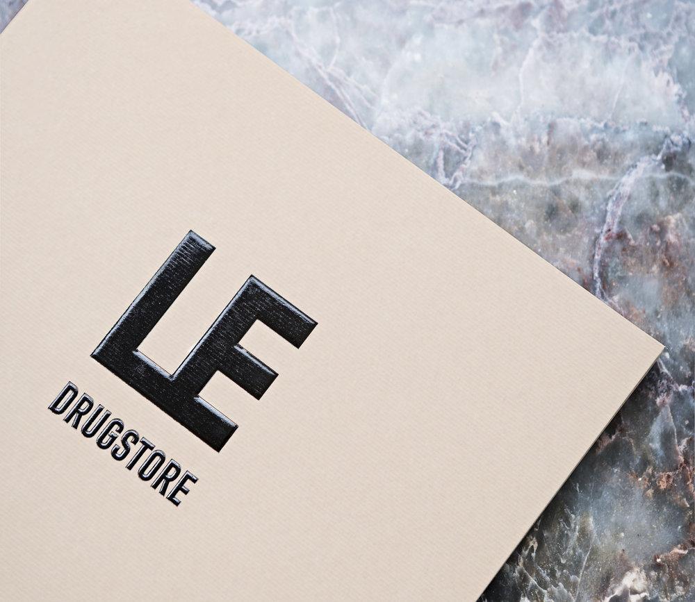 Le Drugstore | Brand Identity </br></br>—